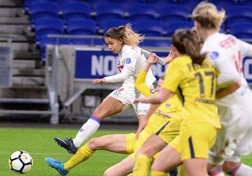 D1 Féminine : match nul et vierge entre le PSG et l'OL (0-0)