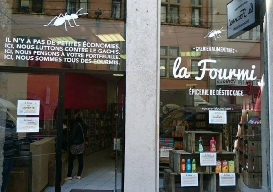 Lyon : une épicerie pour manger moins cher et lutter contre le gâchis