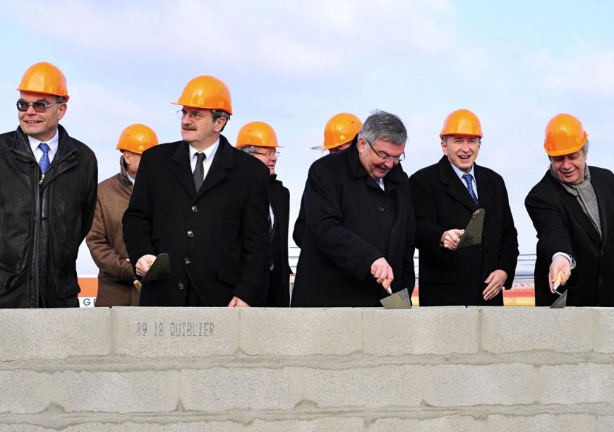 Les compagnies low-cost auront bientôt un nouveau terminal à Saint-Exupéry