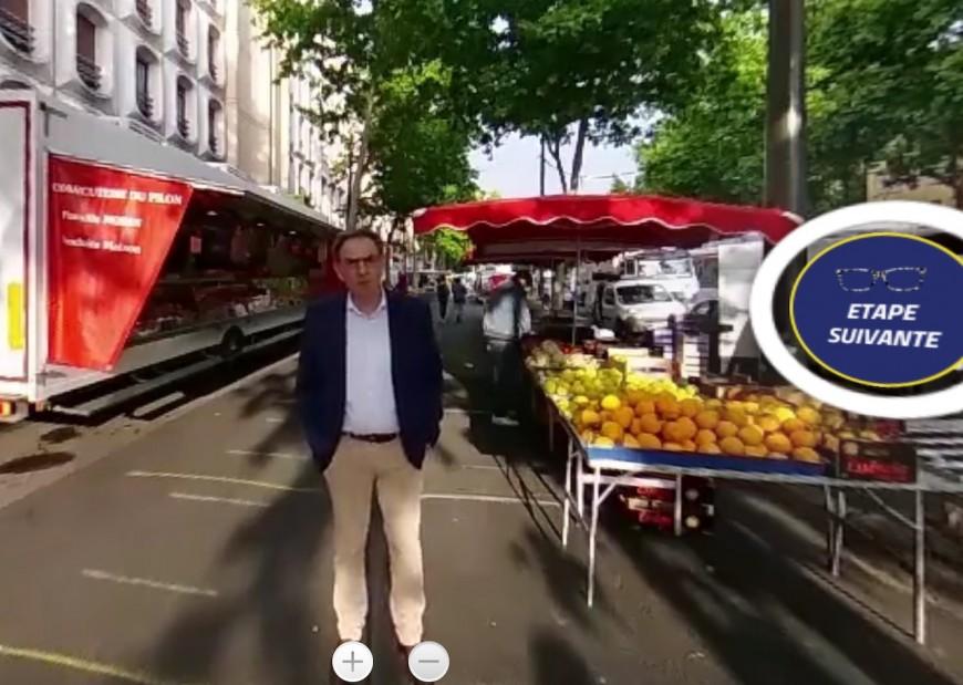 Métropolitaines 2020: David Kimelfeld donne rendez-vous sur un marché...virtuel