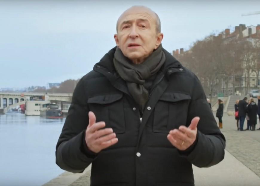 Métropolitaines : analyse du clip de campagne de Gérard Collomb (LREM)