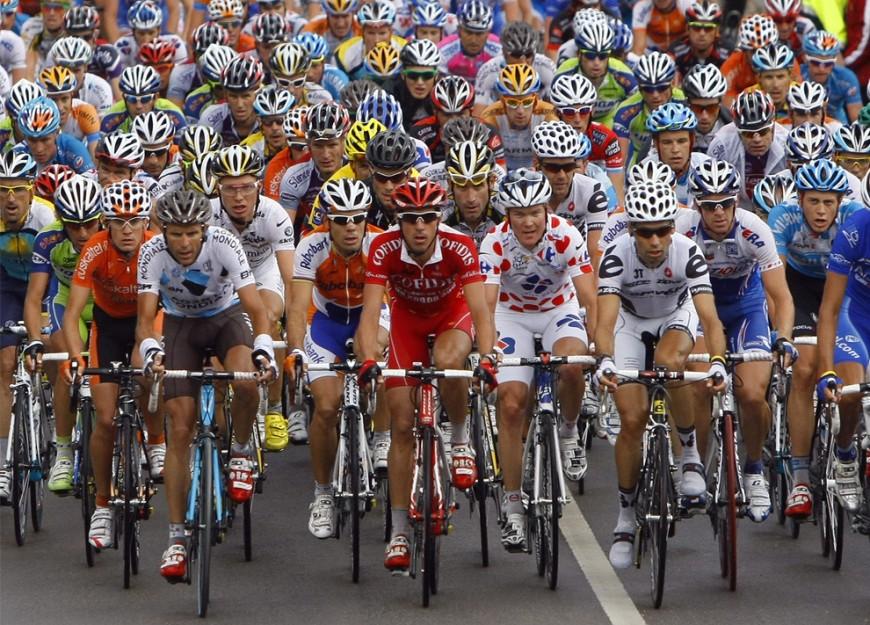 Lyon en état de siège pour l'arrivée du Tour de France