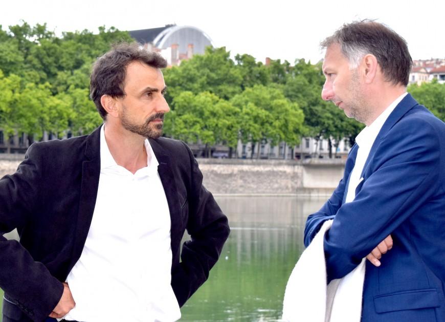 Lyon : les Verts, de plus en plus sûrs de leur victoire, montrent les muscles
