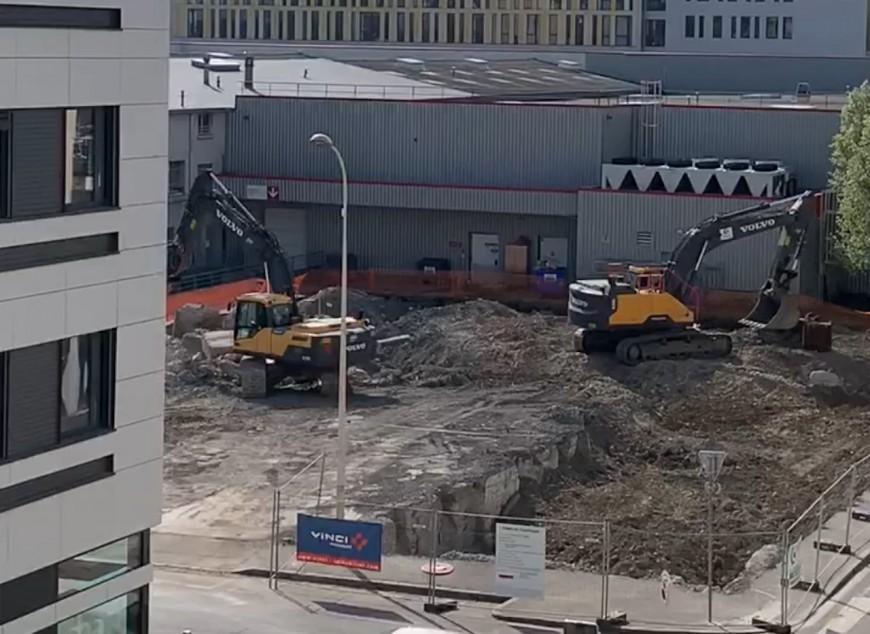 Lyon : le calvaire d'habitants confinés à deux pas d'un chantier bruyant
