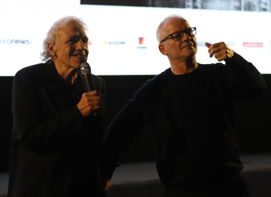 """Abel Ferrara au Festival Lumière : """"Les vieilles clés n'ouvrent pas les nouvelles portes"""""""