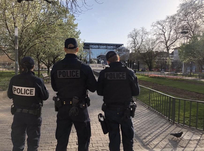 Confinement à Lyon : les premières amendes distribuées !