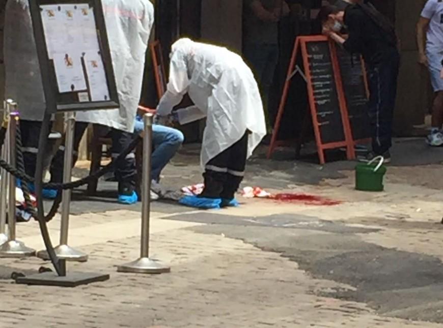Coup de couteau à la gorge dans le Vieux Lyon : le forcené interpellé