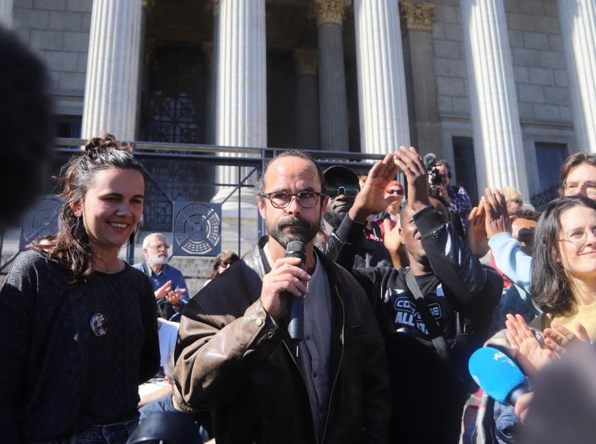 Aide aux migrants: l'arrêt de la cour d'appel de Lyon concernant Cédric Herrou reporté