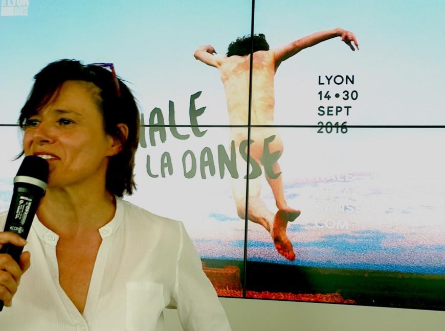 Record de fréquentation pour la Biennale de la Danse 2016