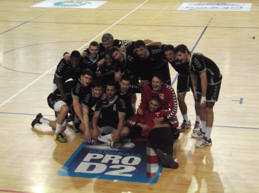 Handball : Villeurbanne promu en Pro D2