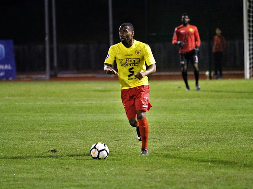 Lyon Duchère gagne le point du match nul
