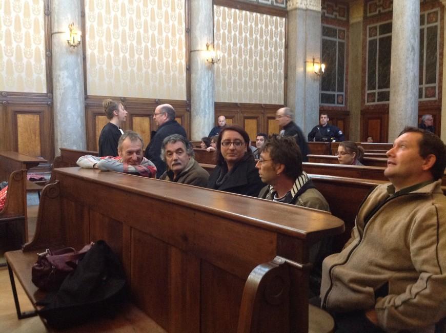 """Le procureur général de la Cour d'appel de Lyon fait appel de la relaxe des """"5 de Roanne"""""""