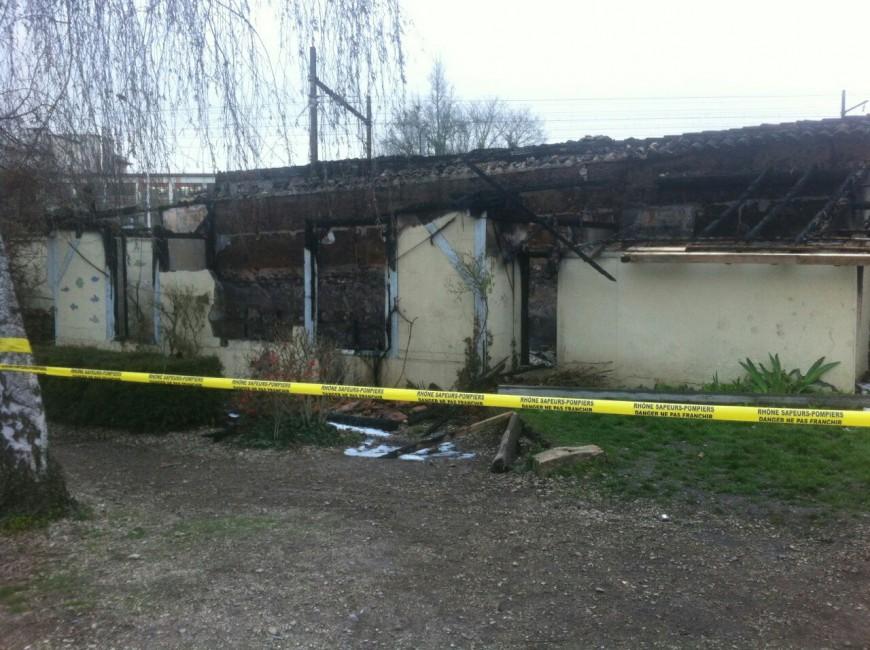 La chapelle d'un collège incendiée cette nuit dans le 9ème arrondissement de Lyon
