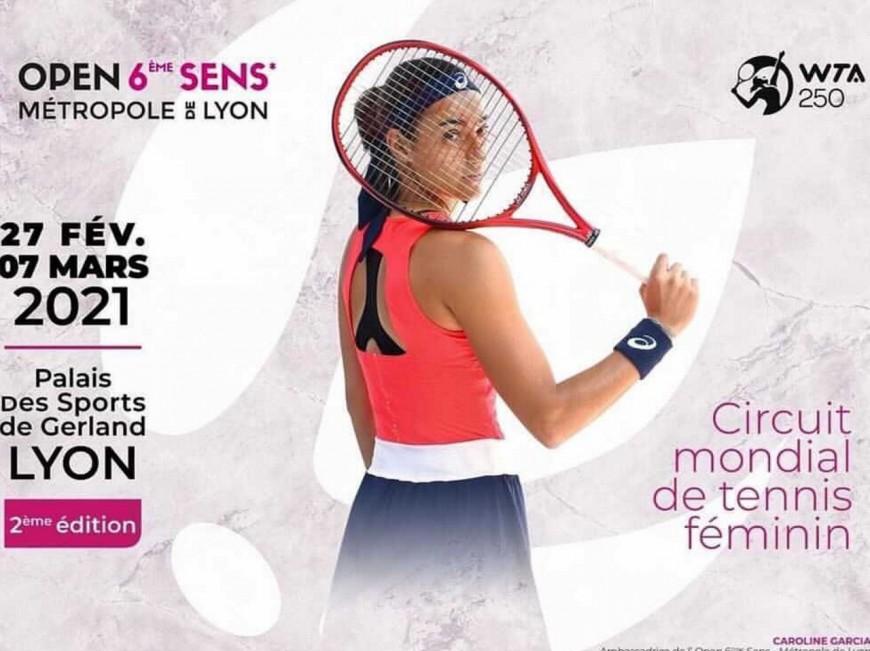 Tennis : l'édition 2021 du tournoi de Caroline Garcia menacée à Lyon ?