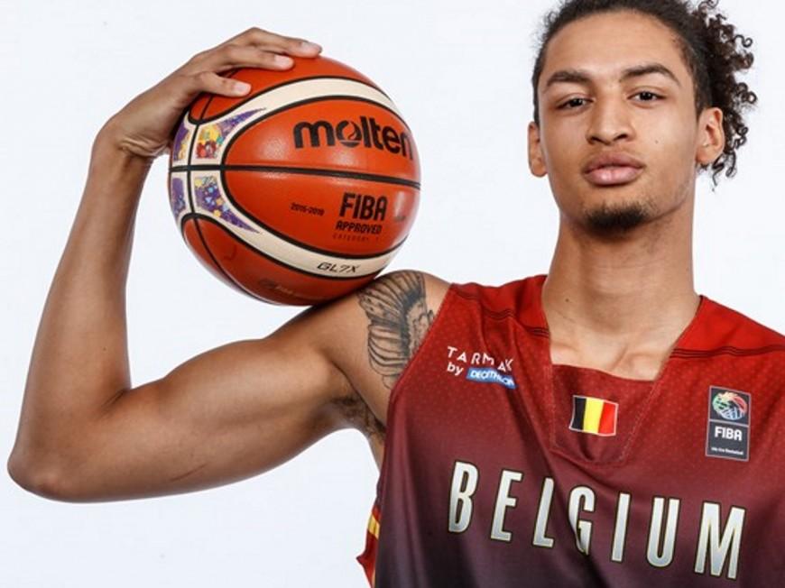 Le Belge Ismaël Bako rejoint l'ASVEL