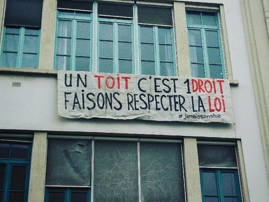 Lyon : trois écoles occupées pour héberger 17 enfants