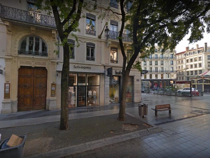 Braquage rue de la République à Lyon : interpellé grâce à une goutte de sang