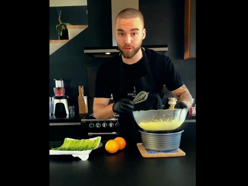 Lyon : chef désœuvré, il propose des recettes de cuisine durant le confinement