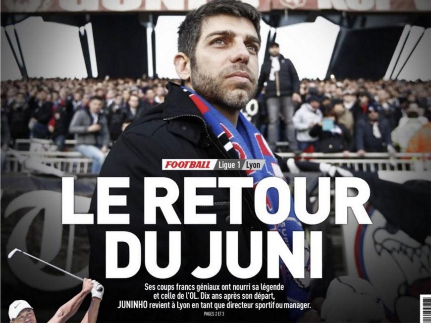 OL : Juninho, le retour du héros ?