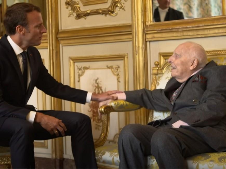 Secrétaire de Jean Moulin à Lyon, Daniel Cordier est décédé