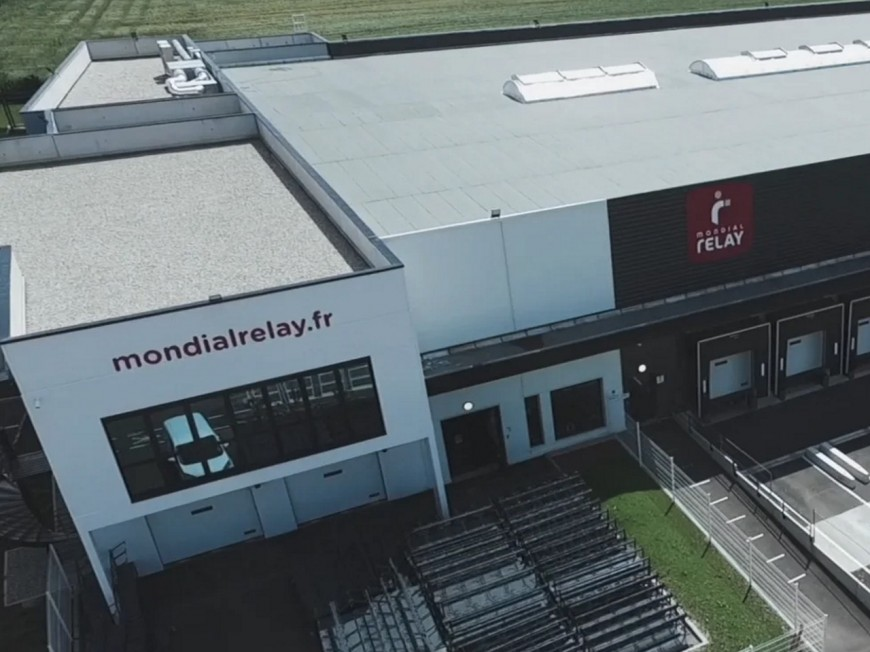 Mondial Relay inaugure un nouveau hub près de Lyon