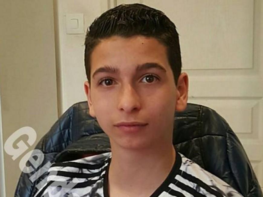 L'adolescent de 15 ans porté disparu dans le Rhône a été retrouvé (MàJ)