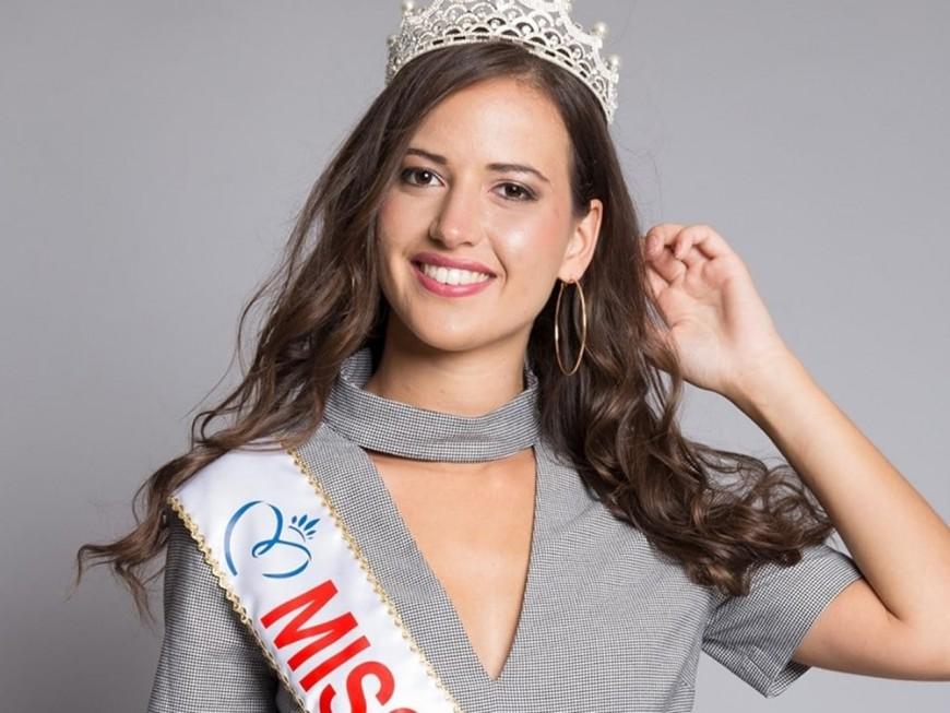 Chloé Prost représentera Rhône-Alpes au concours Miss France !