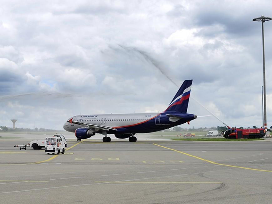 Inauguration du vol Lyon-Moscou : une aubaine pour la CCI