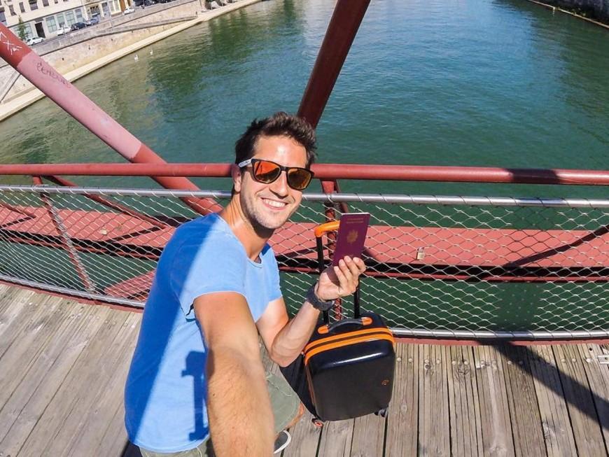 Un road trip pour décrocher un emploi chez GoPro : la folle idée d'un Lyonnais