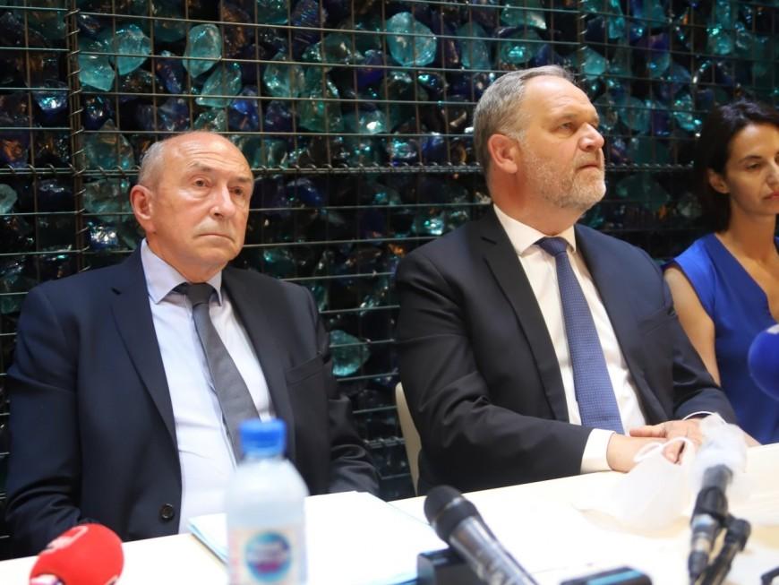 Alliance Collomb-LR : les furieuses réactions des élus lyonnais