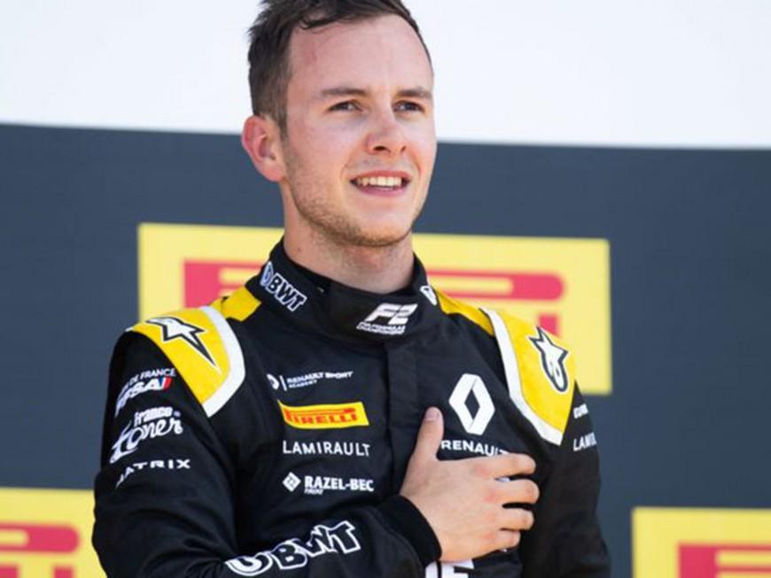Le pilote lyonnais Anthoine Hubert se tue durant une course de Formule 2