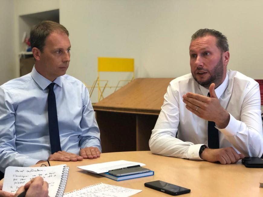 A Villefranche, le maire sortant Thomas Ravier boucle une alliance avec Pascal Ronzière