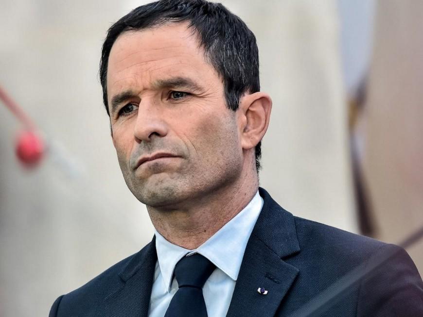 Présidentielle : Hamon en meeting à Lyon, le PS passe au révélateur