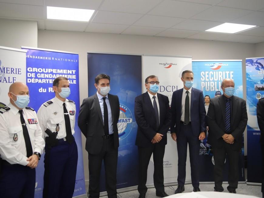 Lyon: policiers, gendarmes et douaniers s'allient contre le trafic de stupéfiants