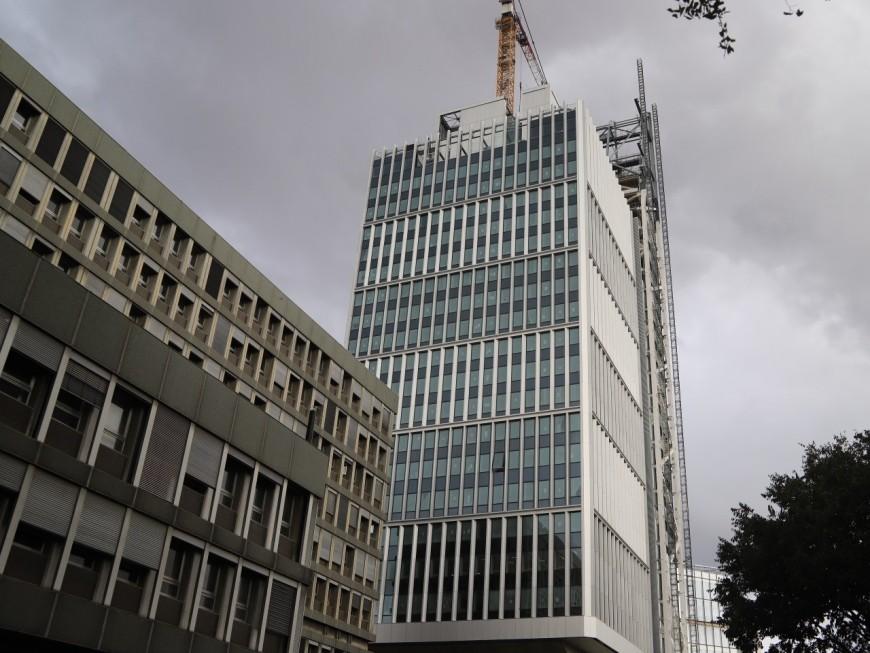 Lyon : face à l'essor du télétravail, la tour Silex 2 veut proposer une nouvelle offre aux entreprises