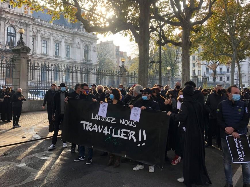 Manifestation des indépendants : Lyon en Commun présent au rassemblement de ce lundi