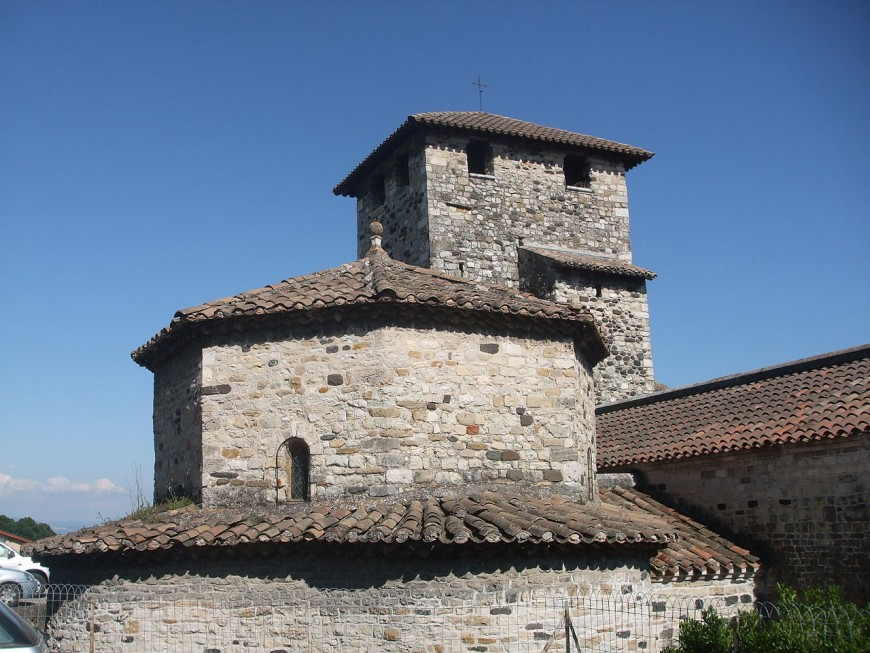 Mission Patrimoine 2020 : un monument choisi en Auvergne-Rhône-Alpes