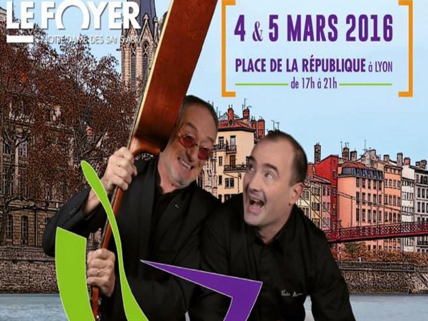 Lyon : coup d'envoi du festival solidaire Soup'R Bol ce vendredi