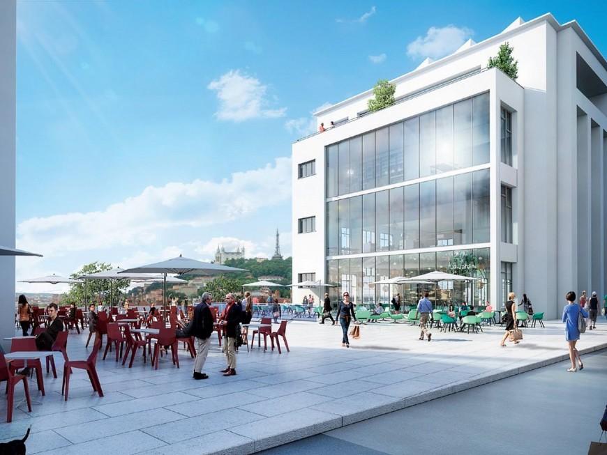 Lyon : l'ancienne école des Beaux-Arts bientôt reconvertie