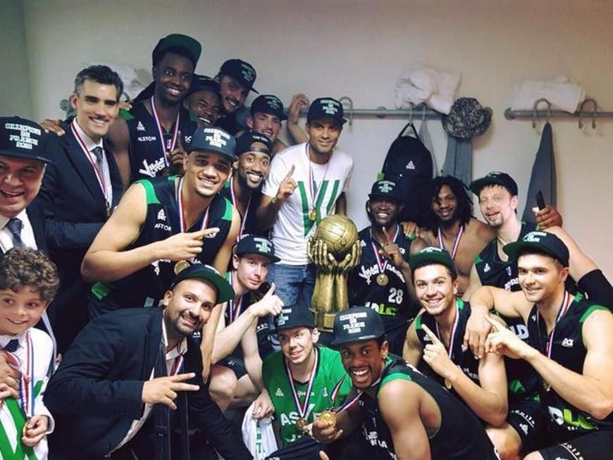 ASVEL : Villeurbanne célèbre ses champions ce vendredi soir