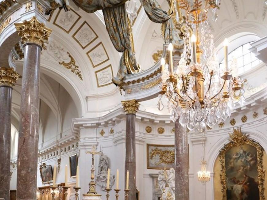 Lyon: la paroisse Saint-Bruno-les-Chartreux se refait une beauté