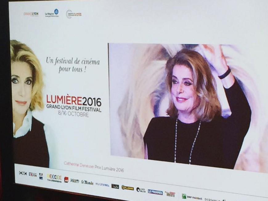 La First Lady du cinéma français ravit le Prix Lumière