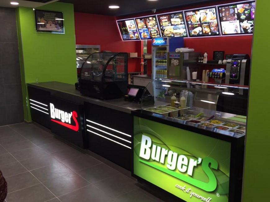 Burger'S ouvre un nouveau restaurant à Lyon