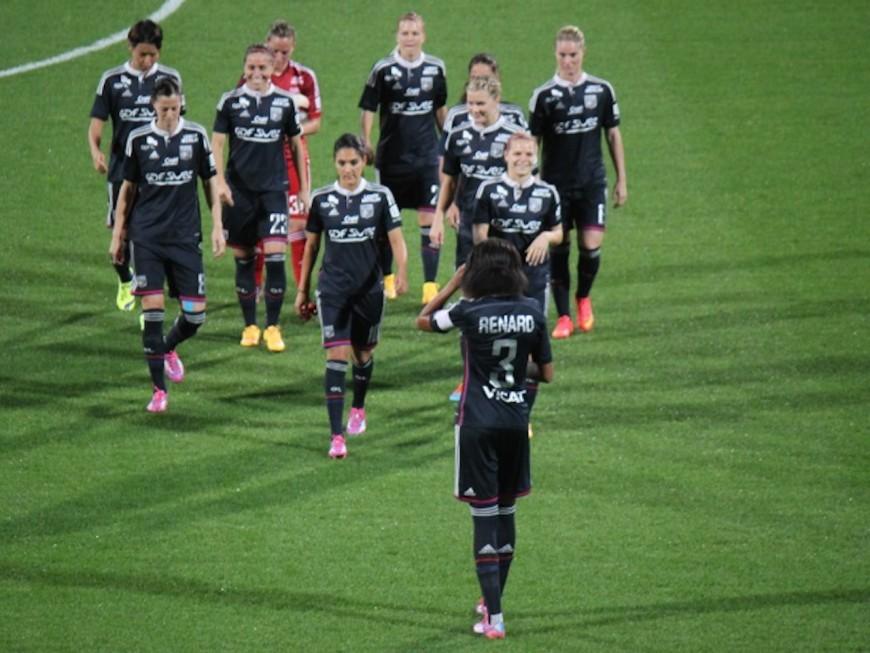 Victoire de l'OL Féminin contre Bordeaux (2-0)