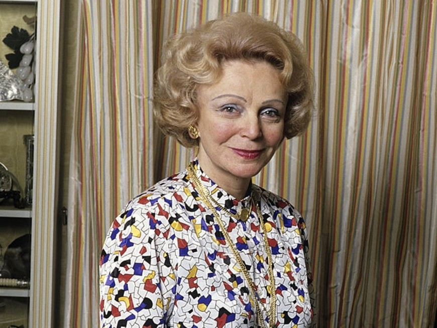 Eve Barre, la veuve de Raymond Barre, est décédée