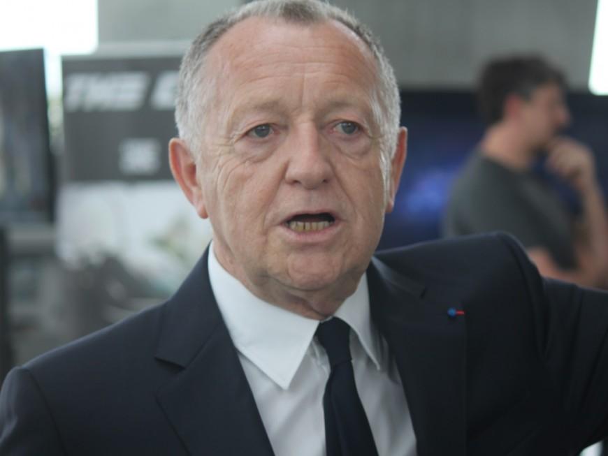 """Jean-Michel Aulas : """"l'affaire Aurier est grave"""""""