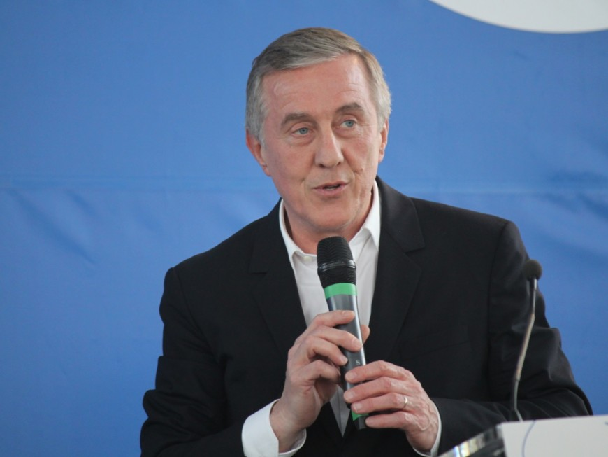 Lyon French Tech : Patrick Bertrand reste finalement président
