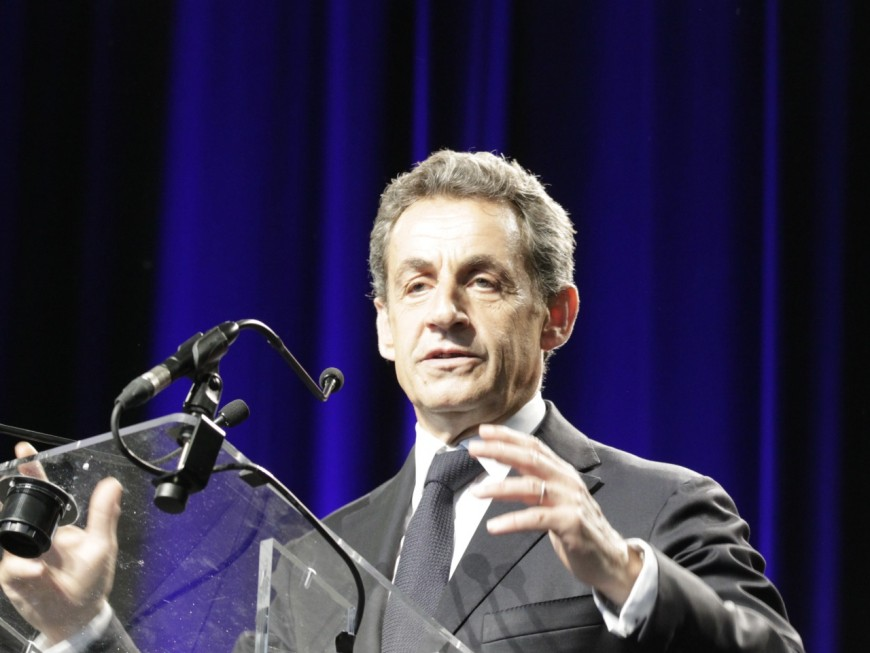 Nicolas Sarkozy à Lyon le 10 mars pour dédicacer son livre