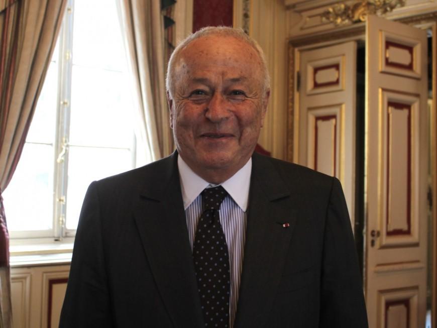Régionales 2015 : Laurent Wauquiez (LR) a convaincu Alain Mérieux