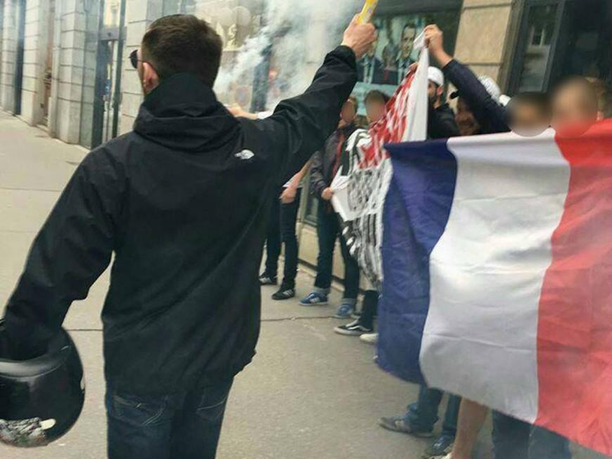 Présidentielle : après celui des Républicains, le Gud s'en prend au local d'En Marche! à Lyon